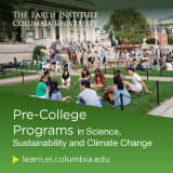 Earth Institute At Columbia University Launches Pre-College Program