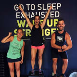 Mamaroneck Fitness Studios Encourage 'Sweating For Cure'