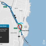 Rockland Electronic Toll Project Closes Nyack On-Ramp To Thruway