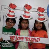 Elmsford Elementary Schools Participate In Read Across America