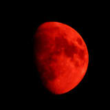 Rare Supermoon Will Have Mount Plesant Residents Seeing Red