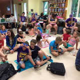 Rhinebeck Rec Camp Visits Starr Library