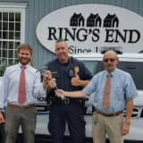 Ring's End In Bethel Donates Lifesaving Tools To Brookfield Police