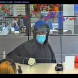 State Police Search For CT Bank Robbery Suspect