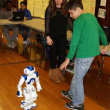 Lower Hudson Regional Information Center Takes Robots Out On School Visits