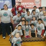 Rutherford Robotics Team Engineers Bridge In Competition