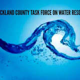 Rockland County Water Resources Task Force Reschedules Meeting