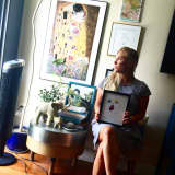 Cliffside Park Mom Sketching Out Career Path In Art