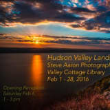 Local Landscape Photographer Displays Work At Valley Cottage Library