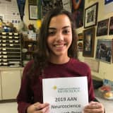Ossining HS Student Finalist For National Neuroscience Research Award