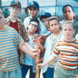 Watch 'The Sandlot' Under The Stars In Demarest