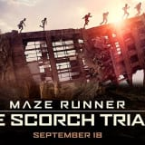 Somers Library Screens 'Maze Runner: The Scorch Trials'