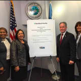 County Executive Day Works On Deal For U.S Aid To Small Businesses