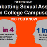 White Plains Symposium Focuses On Campus Sexual Assaults