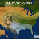 Winter Likely To Be Milder, New Forecast Projects