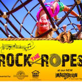 Climb Ropes, Watch Bicycle Stunt Show, Enjoy Comedy At Ridgefield Event