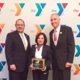 CT YMCAs Honor Wilton's Boucher For Advocating For Kids