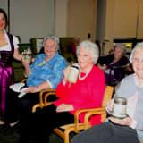 Waveny Adult Day Program In New Canaan Celebrates Oktoberfest