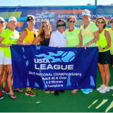 New Canaan Woman Joins Adult 40 & Over National Championship Tennis Team