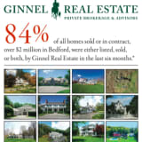 Ginnel Grabs 84 Percent Of Recent $2M-Plus Home Sales In Bedford