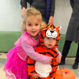 Costumed Kids Turn Out For Darien YMCA's Halloween Party