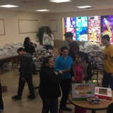 DeCicco Family Markets In New City Donates Thanksgiving Items In Yonkers