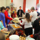 Danbury School Hosts Annual Thanksgiving Dinner