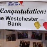 Leukemia & Lymphoma Society Walk Lights Up Night With The Westchester Bank