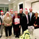 Patriot Bank In Scarsdale Collects Toys For Nonprofit