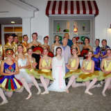 "Dancers Perform ""The Nutcracker"" At Waveny LifeCare Venue In New Canaan"