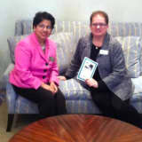 County Legislator Aney Paul Tours United Hospice Residence In New City