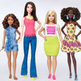 Barbie Changes Her Size, Now Comes In New Shapes