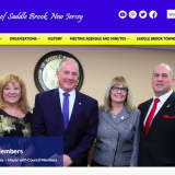 Saddle Brook Launches New-Look Municipal Website