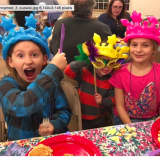 St. James Church Celebrates Mardi Gras With Pancake Supper