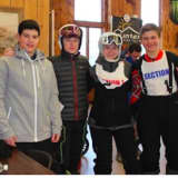 Clarkstown Ski Team Competes At State Level