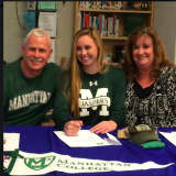 Westlake Soccer Player Megan O'Connor Commits To Play For Manhattan