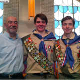 Two Yorktown Brothers Become Eagle Scouts