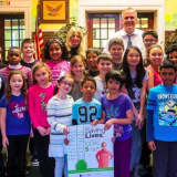 Bergenfield Students Raise $9,600 In Math-A-Thon To Support St. Jude