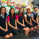 New Canaan Students At Lauralton Hall Help With Diaper Drive For Nonprofit
