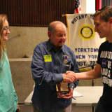 WWII Veteran Visits History Students At Lakeland