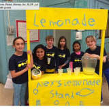 Irvington Students Raise $620 In Fundraiser To Fight Childhood Cancer
