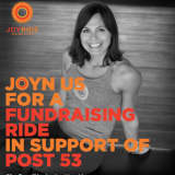Fundraising Ride, CPR Sessions To Benefit Post 53 At Darien's JoyRide