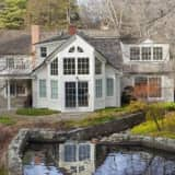 Pound Ridge Farm House Offers Nearly 18 Acres Of Serenity