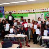Peekskill High School Students Exchange Letters With Peers In Spain