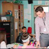 Bergenfield Schools Honor Veteran Teacher