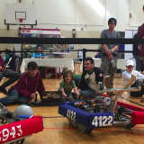 White Plains Celebrates National Robotics Week At Engineer Expo