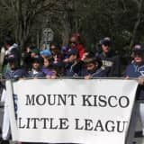 Parade Opens Mount Kisco Little League Season