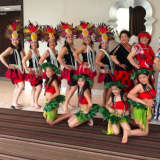 Connecticut Tiare Polynesian Dance Troupe Performs In Danbury