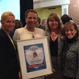 Stamford Resident Honored With 'Female Trailblazer' Award