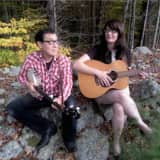 Roots Music Duo Hungrytown Performs At New Canaan Library
